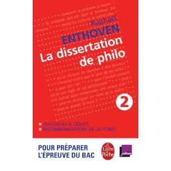 Philosophie dissertation sur la culture